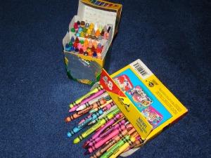 My Crayon Stash