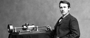 Imagine if we hadn't allowed any new versions of Edison's inventions? (public domain image)