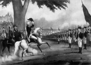 George Washington in 1775 (public domain image)