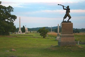 Division monuments, photo credit Wikipedia
